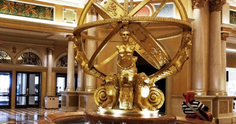 The Venetian in Las Vegas: Business and Pleasure