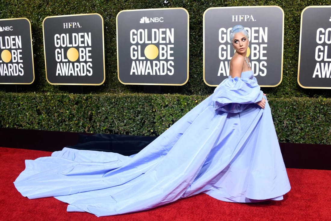Red Carpet Glam from the Golden Globes