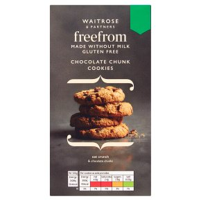 Waitrose Free From Choc Chunk Cookies