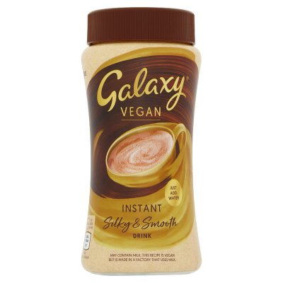 Galaxy Vegan Instant Silky & Smooth Drink