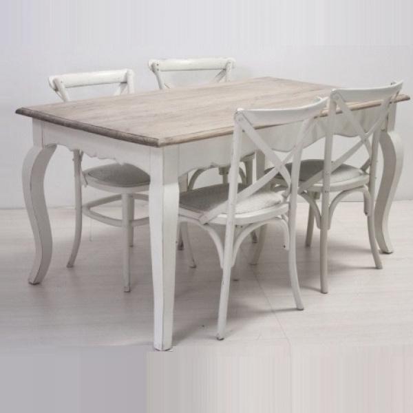 Il tavolo da pranzo in stile shabby chic o il tavolo da soggiorno in stile provenzale per creare un atmosfera di antico romanticismo e raffinata eleganza. Tavolo Pranzo Shabby Chic Bianco Provenzale 160x90 Tavoli Provenzali Legno Ebay