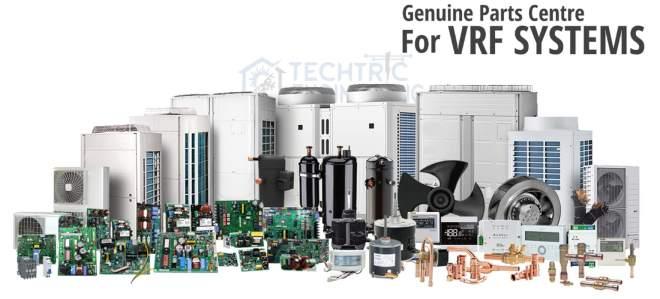 GREE VRF Air conditioner spare parts Centre