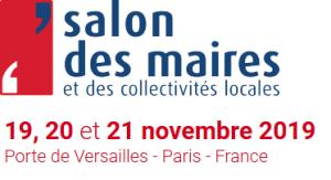 Logo Salon des maires