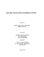 wetland-feasibility