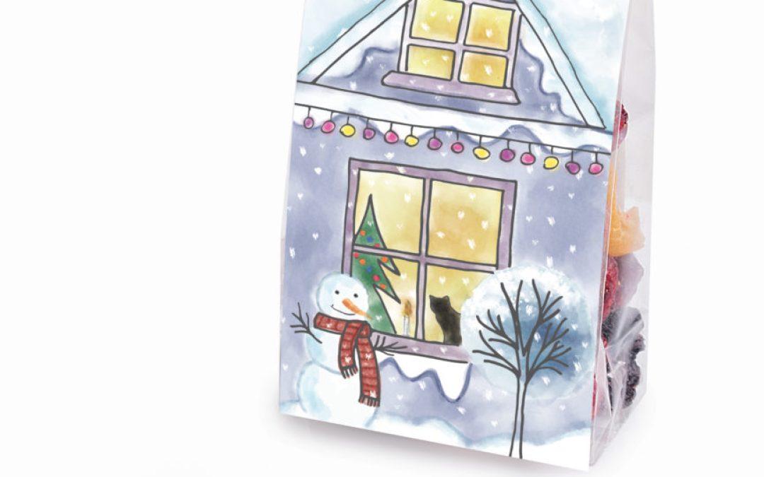 Suhkruvaba maiustus -meisterduspakk Jõulud vanaema juures