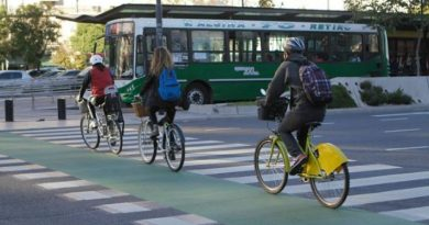 Andar en bicicleta, una buena respuesta ecológica pero que debes conocer sus reglamentaciones