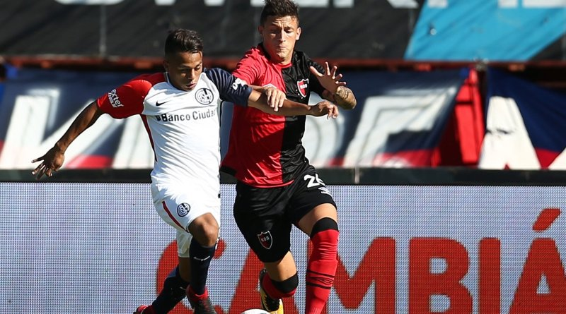 San Lorenzo volvió al triunfo ante Newell's