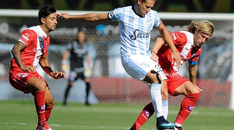 Argentinos Juniors y Atlético Tucumán empataron en un partidazo
