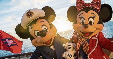 La magia de Disney a bordo de un crucero
