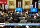 Senado debate tarifas de los servicios publicos