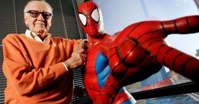 Murió el productor y dibujante de cómics Stan Lee