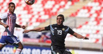 El Sub 20 comenzó con un empate ante Paraguay