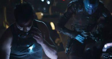 Nuevo trailer de 'Avengers Endgame'