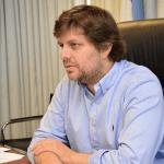 """Rodrigo Aybar: """"El Desarrollo Sostenible es una herramienta de capacitación y para incluir a las personas"""""""