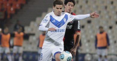 Gago volverá a jugar con la camiseta de Vélez