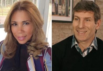 Casi veinte años después, Jaqueline Dutrá habló de su separación con Martín Palermo