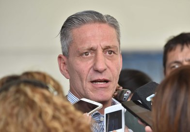 """Mariano Arcioni: """"Reclamamos al Gobierno Nacional que envíe los fondos prometidos"""""""