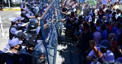 Enfrentamientos en Formosa por la vuelta a Fase 1