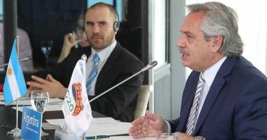 Alberto Fernández ratificó a Martín Guzmán como ministro clave durante la gira Europea