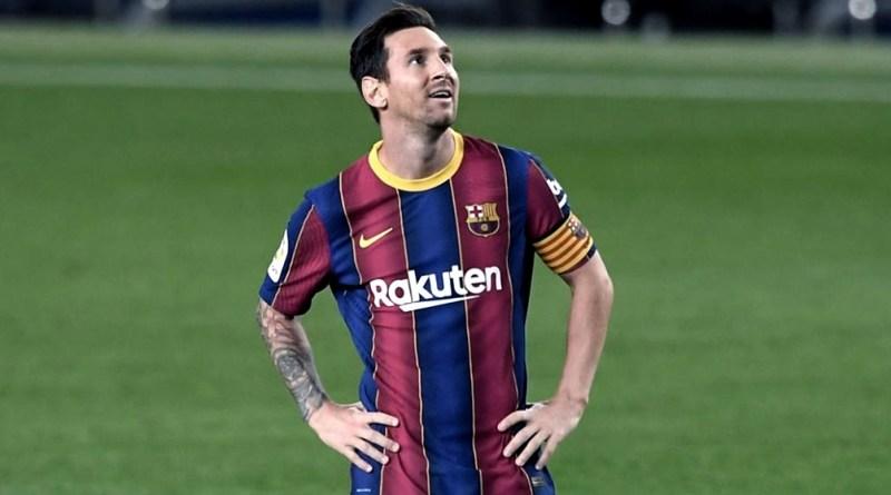 Ya es oficial la partida de Messi del Barcelona