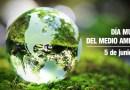 """Día del Medio Ambiente: """"En el mundo hay 350 millones de hectáreas de ecosistemas terrestres y acuáticas degradados"""""""