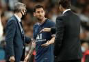 Triunfo del PSG con gol de Icardi y Pochettino remplazó a un Messi indignado por el cambio