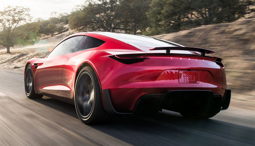 Tesla Roadster 2-2