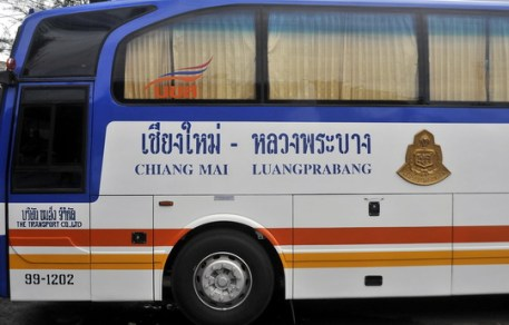 Chiang Mai - Luang Prabang route will be able to booked online with 12go's plan