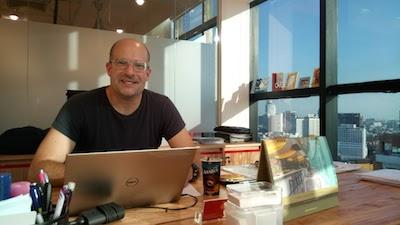 Michael Cluzel - Cofounder/CEO Eatigo
