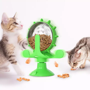 the Interactive Rotatable Wheel Cat Toy