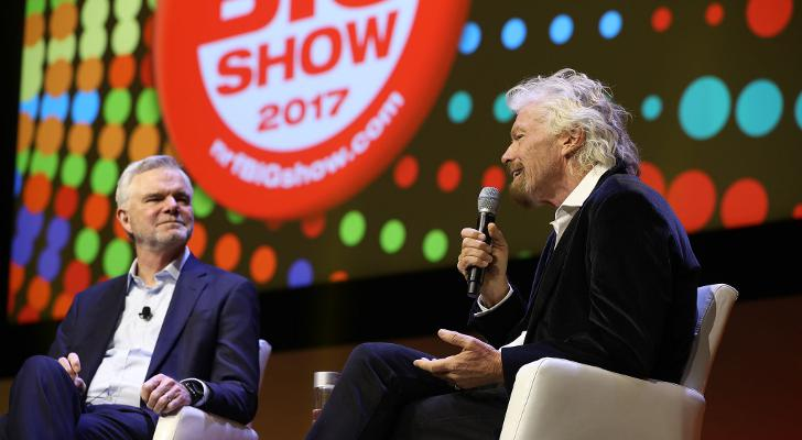 NRF Retail's Big Show: Richard Branson