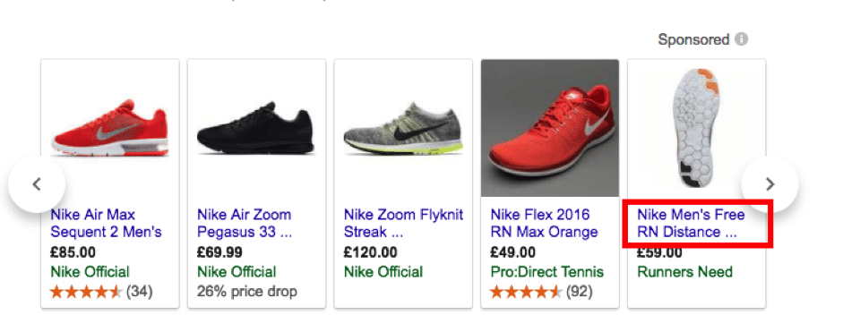 he 6 key points of a profitable Google Shopping campaign (in order of importance)