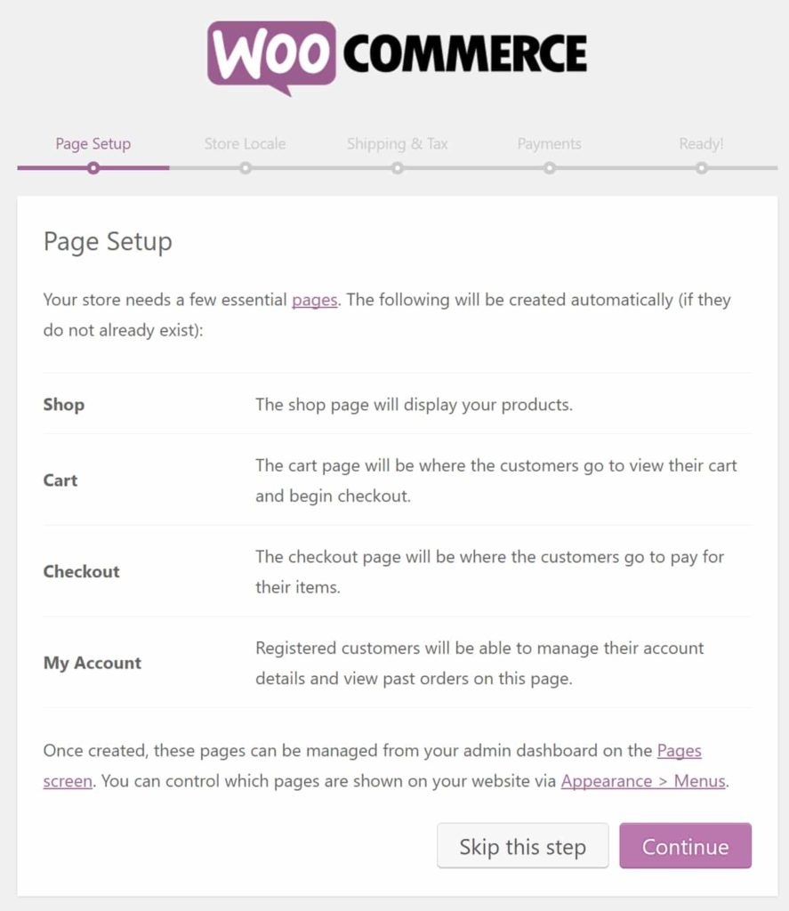 How to Create WooCommerce Store 4