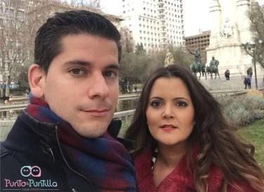 Miguel Ángel y Jennifer (Punto y Puntilla