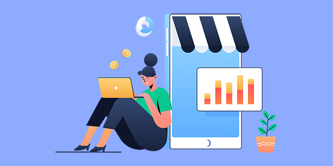 Steps to create an online store at the lowest cost