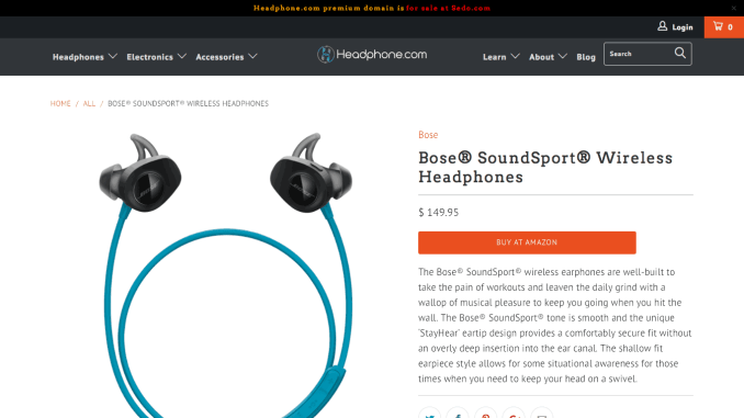 Headphone.com's Huge Product Images