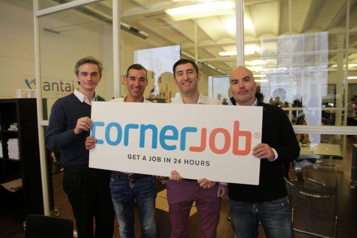 """Cornerjob, la """"app"""" cuyos ingresos se disparan un 5000% en cinco meses"""