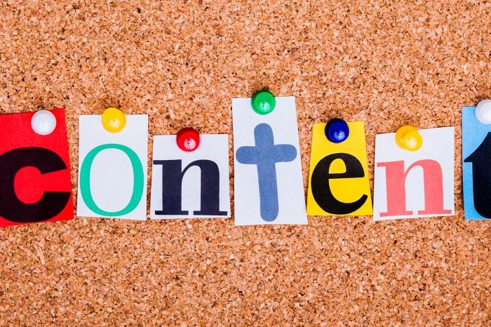 6 pilares en Marketing de Contenidos para tu e-Commerce