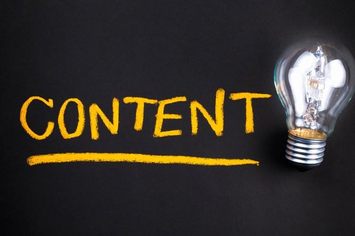 """""""Marketing de contenidos"""": 10 ideas para rentabilizar tus acciones"""