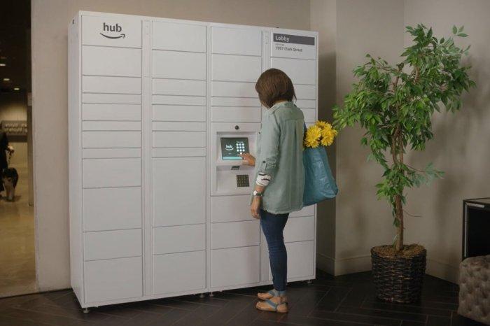 """Amazon: ¿cómo funciona """"The Hub"""", su nuevo sistema de entrega?"""