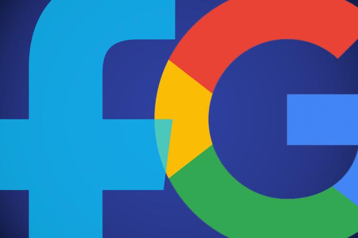 Google y Facebook: se apoderan del 63% de la inversión en publicidad digital