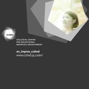Image d'identification du Learning center du CCDMD sur Twitter