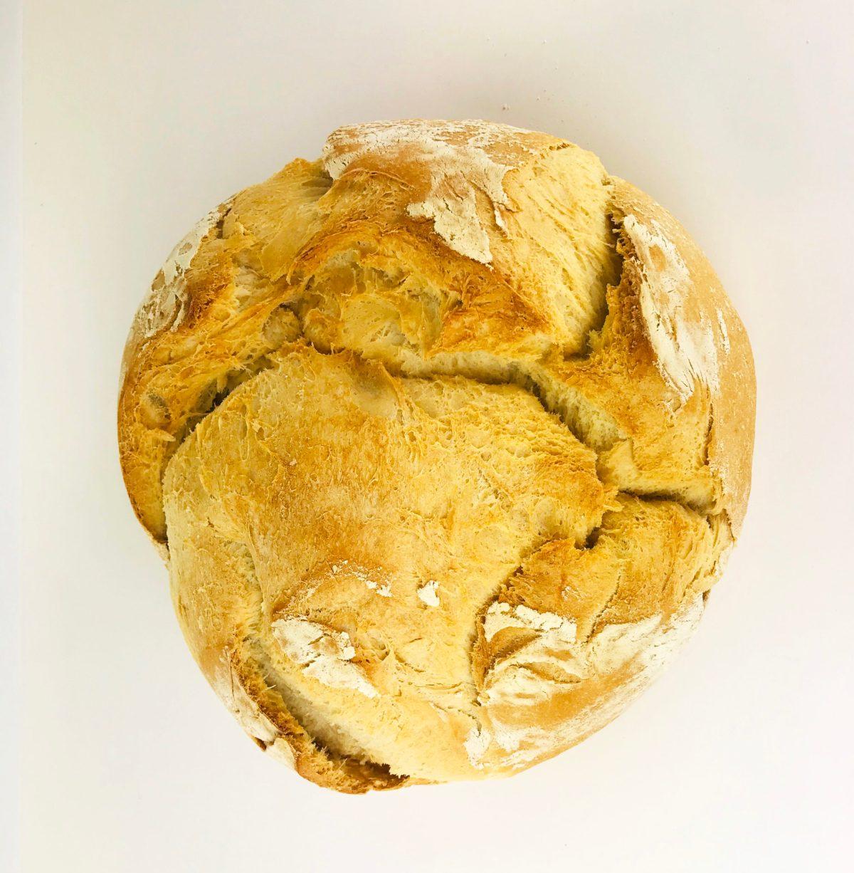 Hogaza pan blanco 500 g