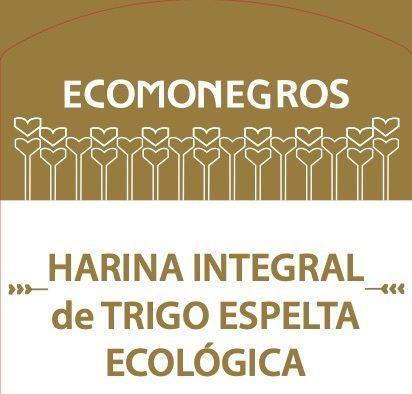 Harina integral de Espelta ecológica
