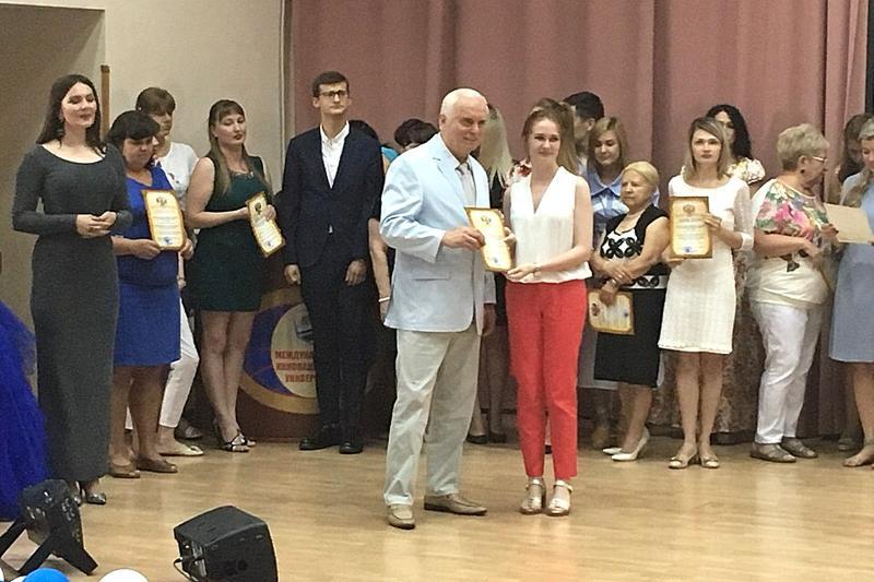 Представители ВГУ – лауреаты Всероссийского конкурса на лучшую научную книгу 2017 года