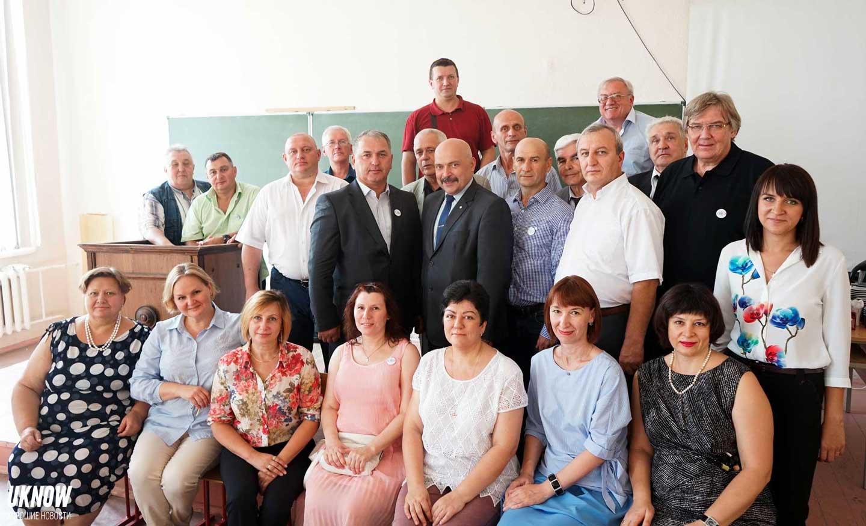 Встреча выпускников всех факультетов ВГУ, посвященная 100-летию вуза
