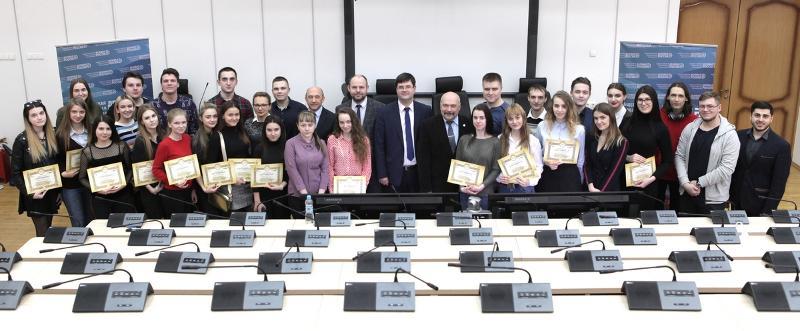 Воронежские студенты проверили знания по истории российского предпринимательства