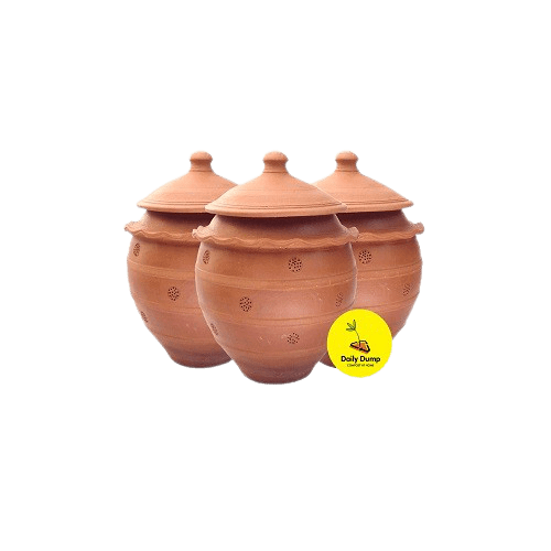 Leave It Pot Small Composter