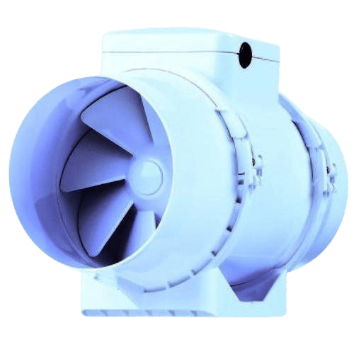 Mixed Flow Inline Fan