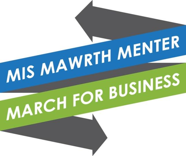 march for business logo v2